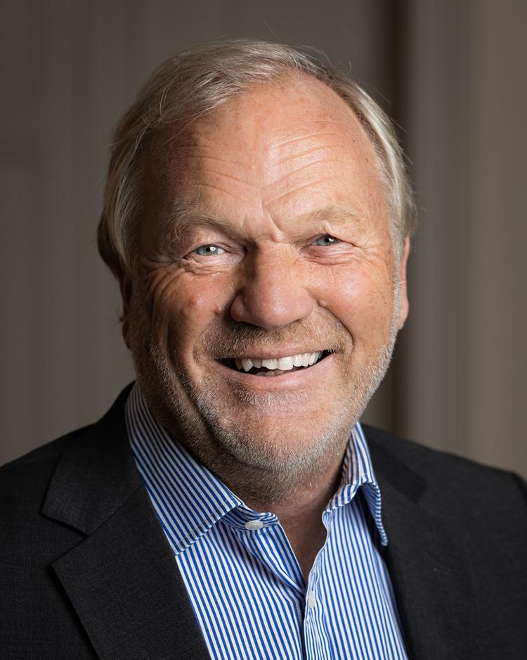 Porträttbild på Gunnar Eliasson