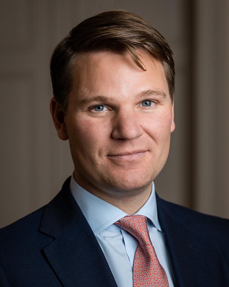 Porträttbild på Jakob Eliasson